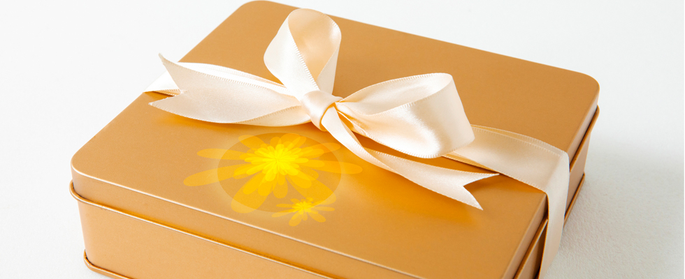お得なプレゼント